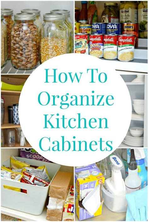 how to organize your kitchen cabinets how to organize your kitchen cabinets for not a lot of