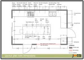 kitchen floor plans with dimensions fabulous kitchen island dimensions to decorate your home