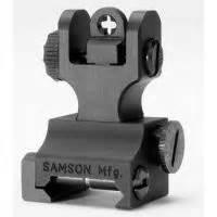Rear Sight Cqb Pisir Belakang samson folding rear sight cross cqb aperture free