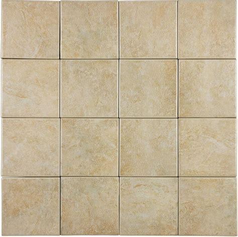 4 quot x4 quot pietra sand porcelain tile porcelain www