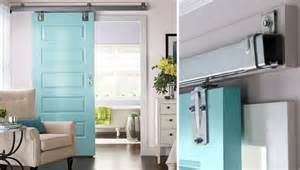 Sliding Barn Doors Lowes How To Hang A Sliding Door