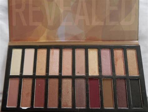 Coastal Scents Revealed Eyeshadow Palette coastal scents revealed 2 eyeshadow palette review