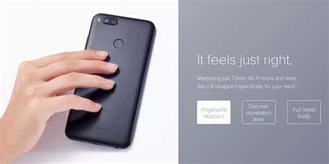 Xiaomi Mi 5 Pro Edition With 4gb Ram 128gb Rom xiaomi mi a1 mia1 global edition 5 5 inch 4gb ram 64gb