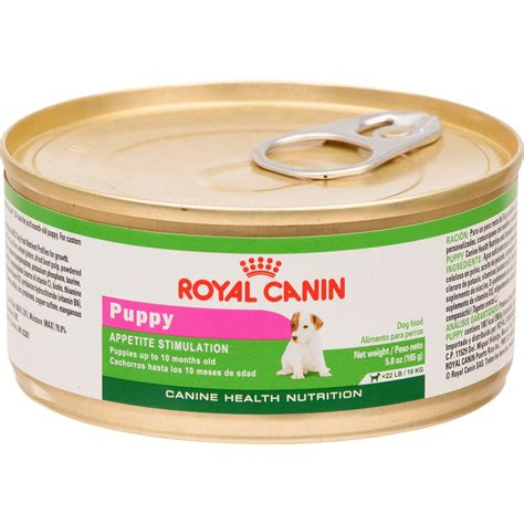 canned puppy food royal canin canine health nutrition canned puppy food petco