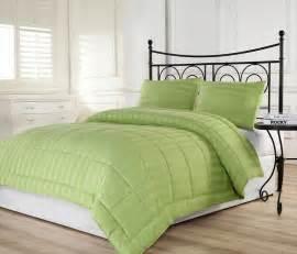 Lightweight Comforter 3pcs Dobby Stripe Down Alternative Lightweight Comforter