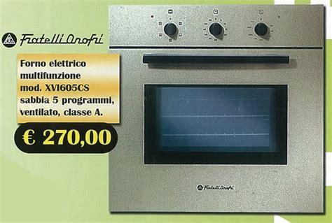 cucine fratelli onofri prezzi elettrodomestici forni f lli onofri