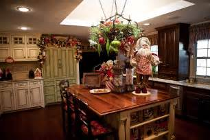 decorating ideas for kitchen islands decorating ideas that add festive charm to your