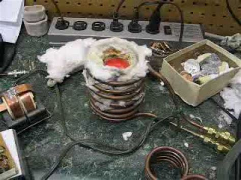 induction heater do it yourself induction heater levitation melting aluminum how to save money and do it yourself