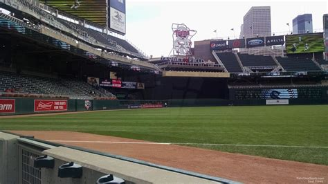 Target 1 Section by Target Field Section 125 Rateyourseats