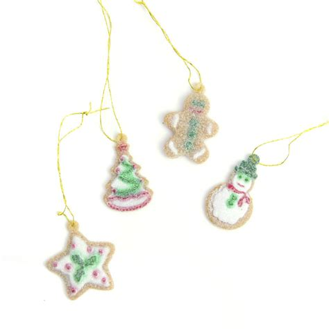 christmas gingerbread gift wrap accessories by peach