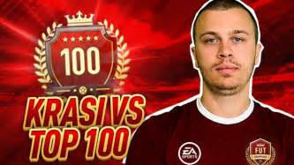 17 best images about 100 fifa 17 krasi vs top 100 fut champions pro players my