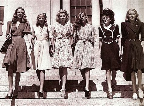 mid forties going out style fashion through the ages get your 40s dress and shoes and
