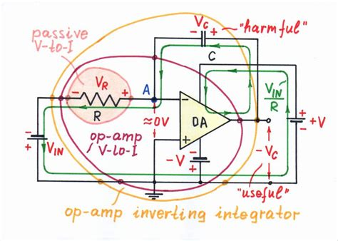 op integrator issues op integrator circuit problems 28 images search sfa by name non inverting integrator