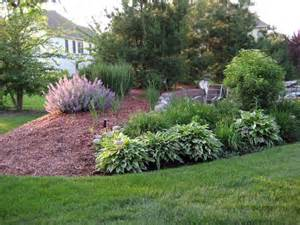 gardens ideas backyard ideas landscape berm front yard