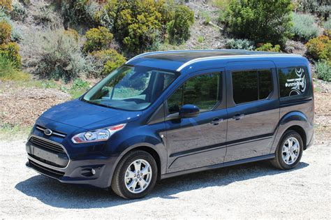 ford transit connect wagon  drive