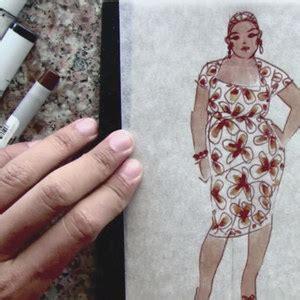 fashion illustration yelen aye more fashion illustration basics from yelen aye threads