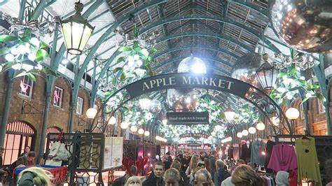 covent garden christmas things to do in london