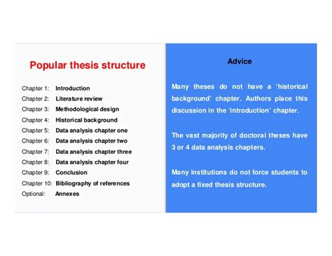 literature review dissertation structure planning your dissertation thesis structure