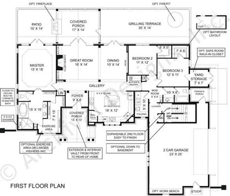 3500 sq ft house plans 13 best luxury living under 3500 sq ft images on pinterest architecture dream homes and