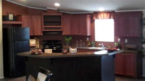 Double Wide Mobile Home Interior Design The Premier Double Wide Manufactured Home At Palm Harbor