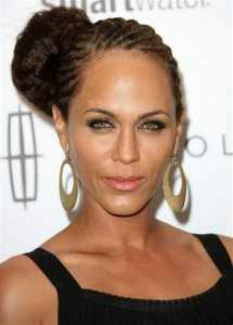 Nicole Ari Parker Cornrow Hairstyle | nicole ari parker braids locks hairstyle pinterest