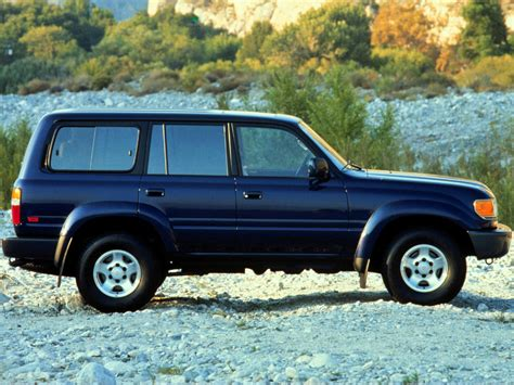 Toyota Land Cruiser 80 Toyota Land Cruiser 80 Photos Photogallery With 11 Pics
