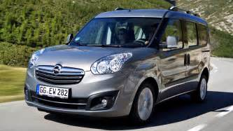 Opel Combo Tour 2015 Opel Combo B Tour Pictures Information And Specs