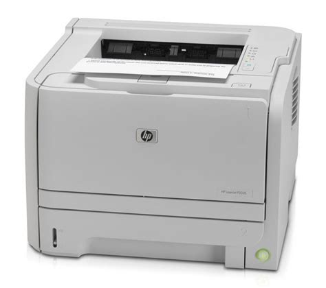Printer Hp Laserjet P2035 hp laserjet p2035 monochrome laser printer deals pc world