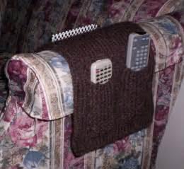 armchair caddy pattern chair caddy small pockets big pic gettin it pegged loom