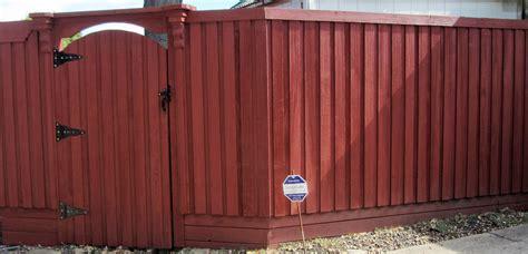 stain colors  fences tyresc