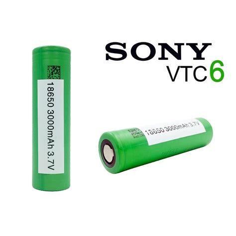 Battery Sony Vtc 6 By Bagja Vapor sony vtc6 18650 3000mah battery vapor puffs