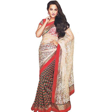 2007 Fashion Trends Nersels Designer Trendy Gold Jewelry by Sonakshi Sinha Designer Saree Dabangg Collection