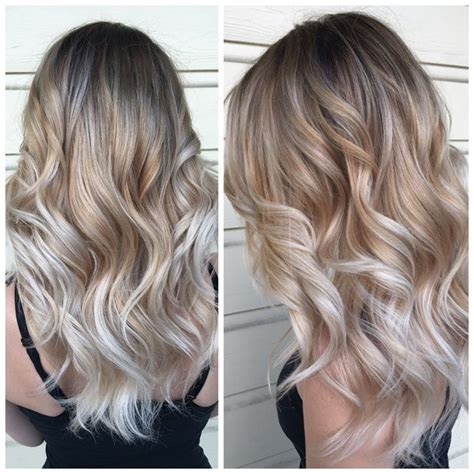 brassy hair color color correction brassy to cool hair color