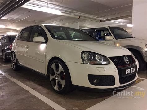 2008 Golf Gti by Vw Golf Gti 2008 Auto Cars