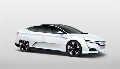 Brennstoffzellenauto Honda by Honda Zeigt Brennstoffzellenauto Fcv Concept