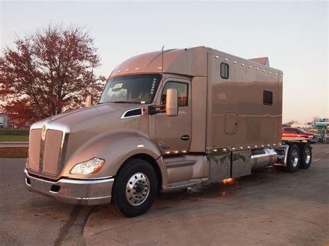 Indiana Custom Sleepers by Kenworth T680 In Fort Wayne In For Sale Used Trucks On