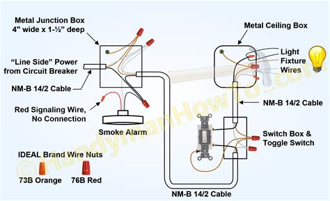 Hard Wired Smoke Detector Wiring Diagrams Wellread Me