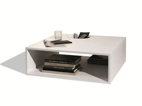 Designer Coffee Tables Contemporary Coffee Table With A Geometric Hollow Digsdigs