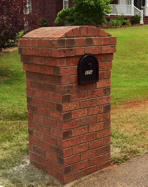brick mailboxes 1000 images about brick mailboxes on
