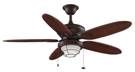 outdoor ceiling fans walmart 52 quot honeywell sunset key outdoor ceiling fan bronze