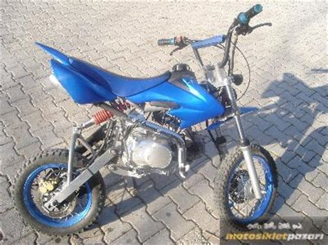 mini cross ccoezel yapim ikinci el motor motorsiklet