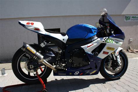 Suzuki Motorrad R Gsx by Umgebautes Motorrad Suzuki Gsx R 750 Von Gsn Motorraeder