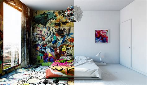 artistic interior design pavel vetrov envisions an artistic interior for a half