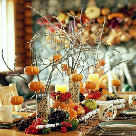 fall decorations for tables 22 delightful fragrant and colorful table decoration