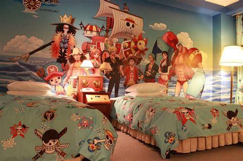 anime bedroom decor one piece bedroom design anime theme for children room homescorner com