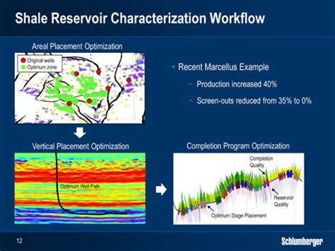 reservoir characterization workflow logo