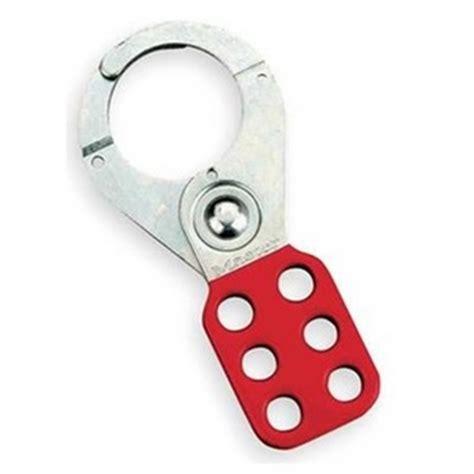 Safety Hasp Masterlock 420 master lock 420 steel snap on lockout hasp 1 3 4 inch width x 4 1 2 inch height 1 inch jaw