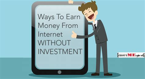 Making Money Online Without Investment - silly techie technology know how