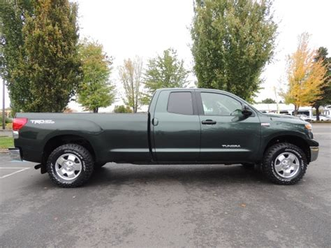 toyota tundra long bed 2008 toyota tundra double cab 4x4 trd off rd long bed 1 owner