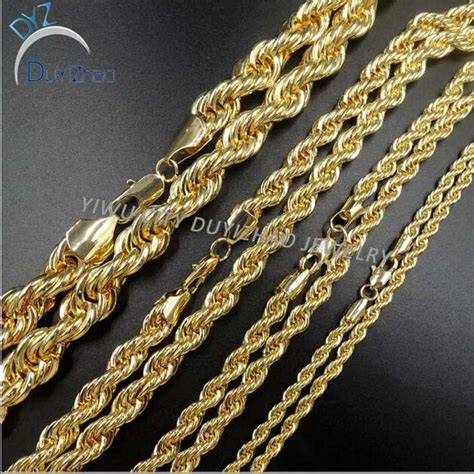 design online marketing caign hip hop iron new gold chain design for men rope chain